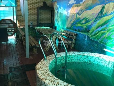 Банный особняк Казань, баня на дровах Подаметьевская ул., 59