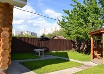 Банный комплекс Dеревяshки в Казани, Общий вид бани на ул.1-я Вольная 7