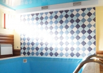 Зал «Русский стиль» cауна На Кубе в Казани, ул. Новаторов, 2В