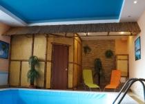 Зал «Оазис» cауна На Кубе в Казани, ул. Новаторов, 2В
